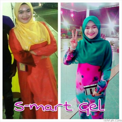Smart Gel - Cold Slimming Lotion / Krim Pembakar Lemak / Krim Hapus Lemak
