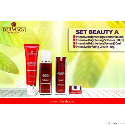 Dermags SkinCare - Beauty Set For Normal to Oily Skin