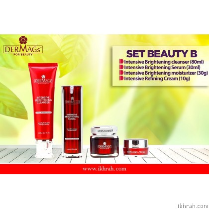 Dermags SkinCare - Beauty Set For Normal to Dry Skin