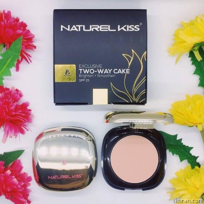 NATUREL KISS - Exclusive Two Way Cake