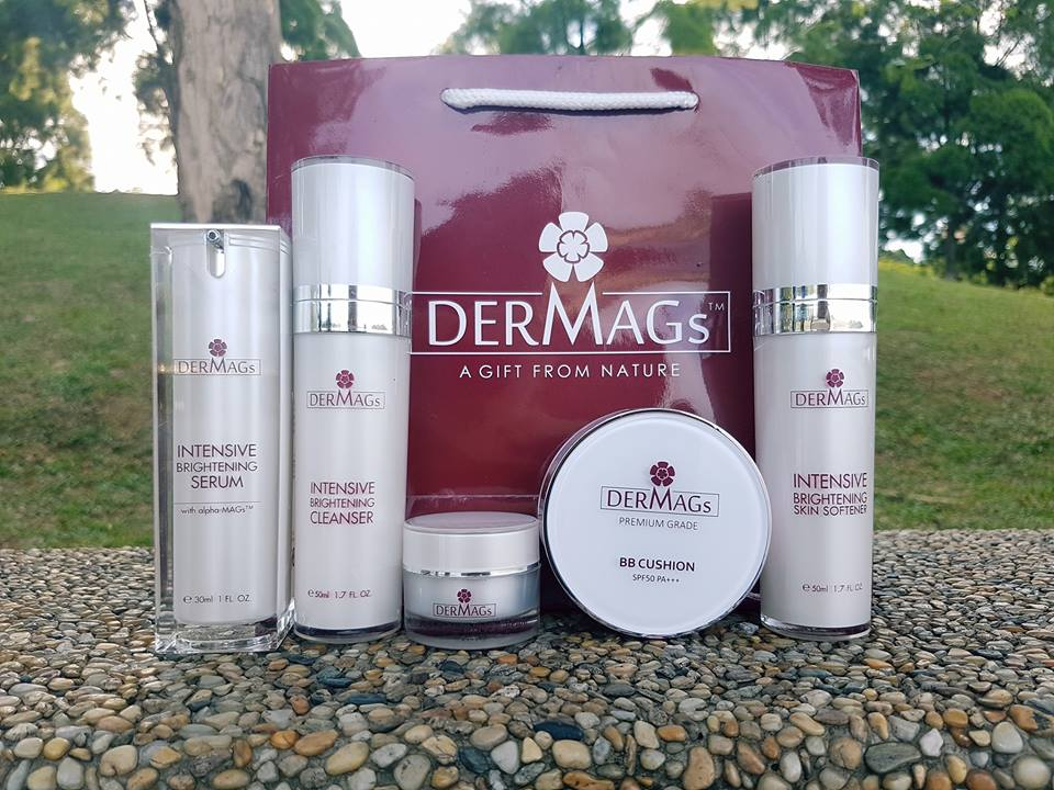 NEW! DERMAGS SkinCare