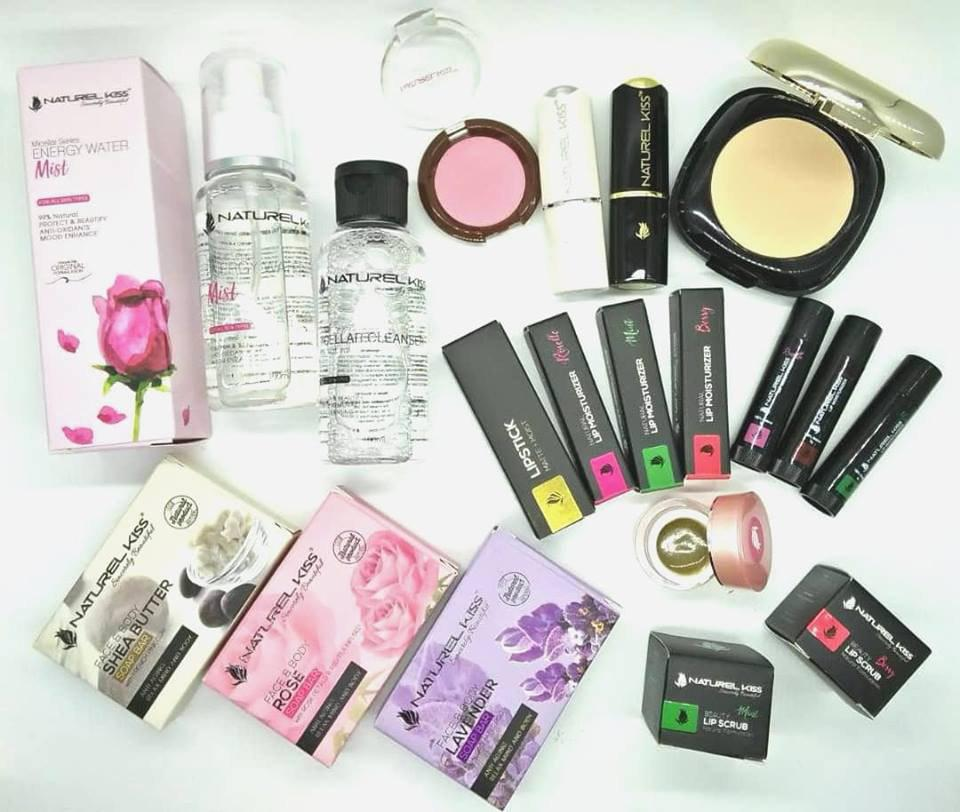 Naturel Kiss Cosmetics & SkinCare Special Promotion