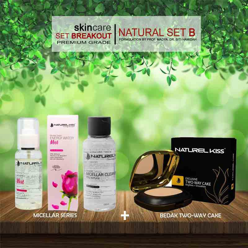 NATUREL KISS Cosmetics and Skincare